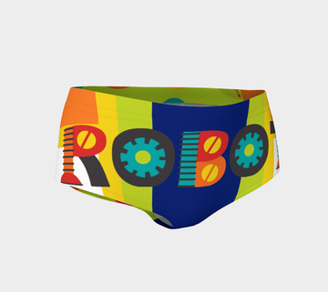 Leroy Robot Swim Briefs