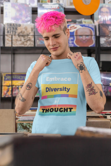 Diversity of Thought Tee