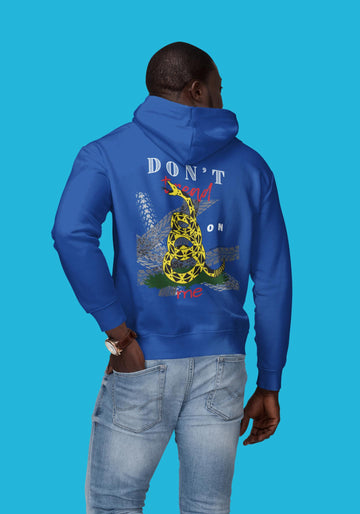 Don't Tread on Me/Be Heard Hoody