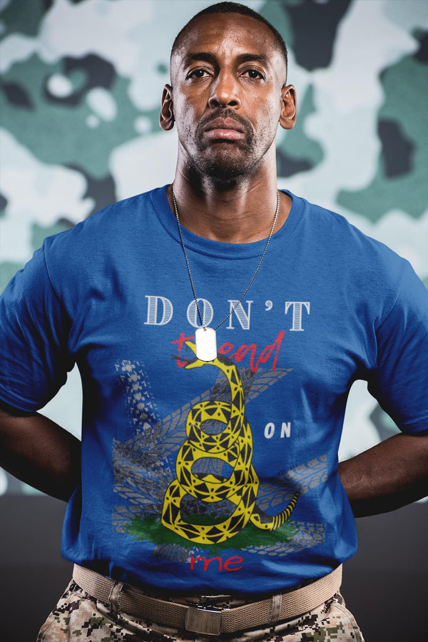 Don't Tread on Me - Original Tee - WhimzyTees