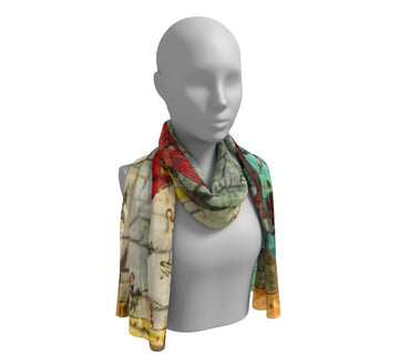 The Picnic Scarf II
