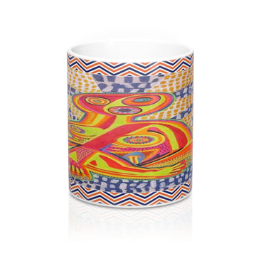 Limited Edition | Art |Mr Hydde - Prayer in the Dark Mug 11oz (USA)