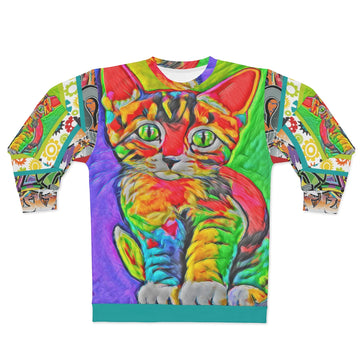 Rave Kitty Sweatshirt