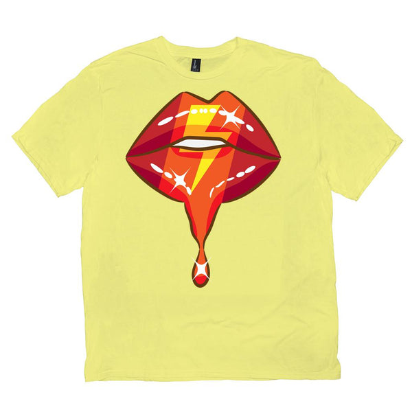 Bolt of Lightning Bouche Tee - WhimzyTees