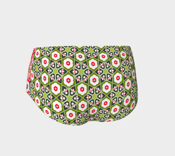 Garden Party Swim Briefs