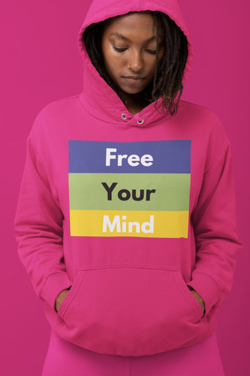 Free Your Mind/Diversity of Thought Hoody