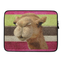 Geoffrey Bean Laptop Sleeve (2 sizes), Laptop Sleeve- WhimzyTees
