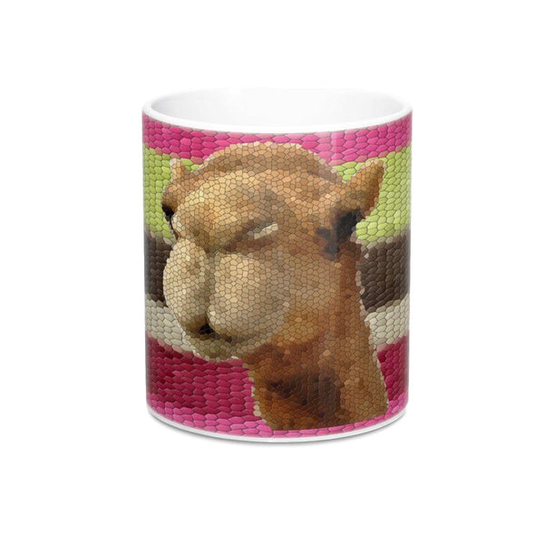 Geoffrey Bean Mug 11oz  (USA), Mug- WhimzyTees