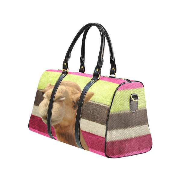 Geoffrey Bean Travel Bag, Travel Bags- WhimzyTees
