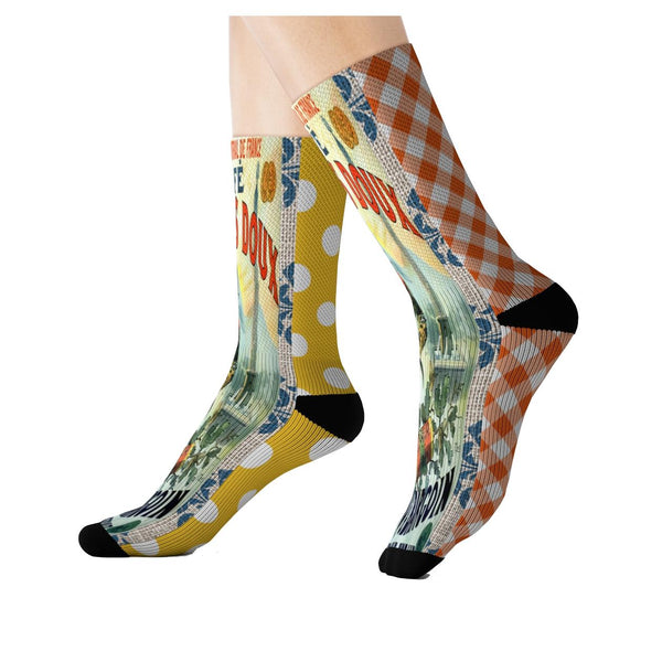 Le Gaulois Super-Extra Socks, Socks- WhimzyTees