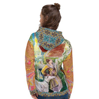 Lovely Day Hoody, Hoody- WhimzyTees