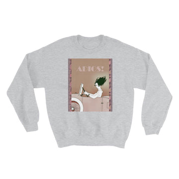 Adios! Fleece Sweatshirt