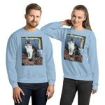 Odd Couple HD Sweatshirt, Sweatshirt- WhimzyTees