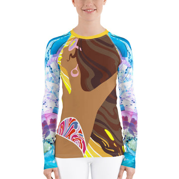 Summer Bedlam 2020 Rash Guard