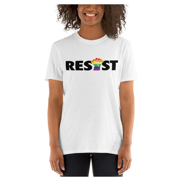 RESIST Tee, Tee- WhimzyTees