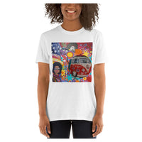 American Woman Tee, Tee- WhimzyTees