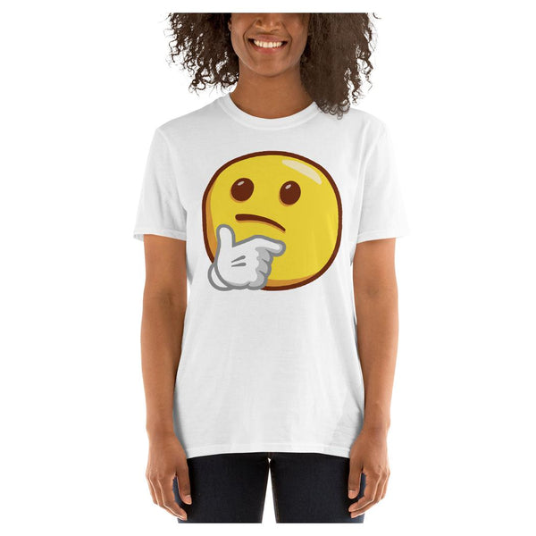 Thinking Emoji Tee - WhimzyTees