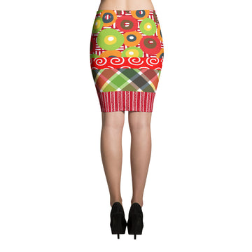 The Confidante Pencil Skirt
