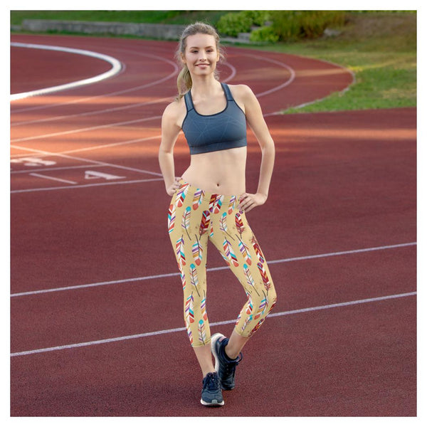 Power to the Chief Capris, Capris- WhimzyTees
