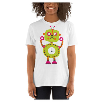 Timmy the Robot Tee