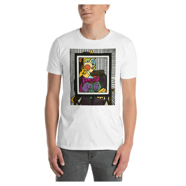 The Cubist Tee - WhimzyTees