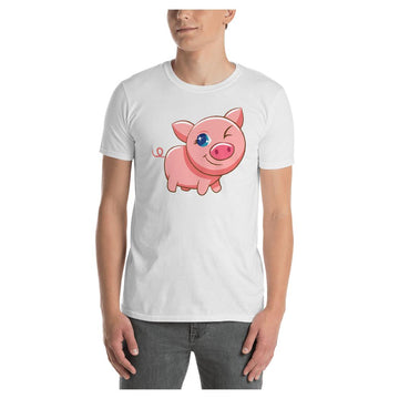 The Winking Pig Tee