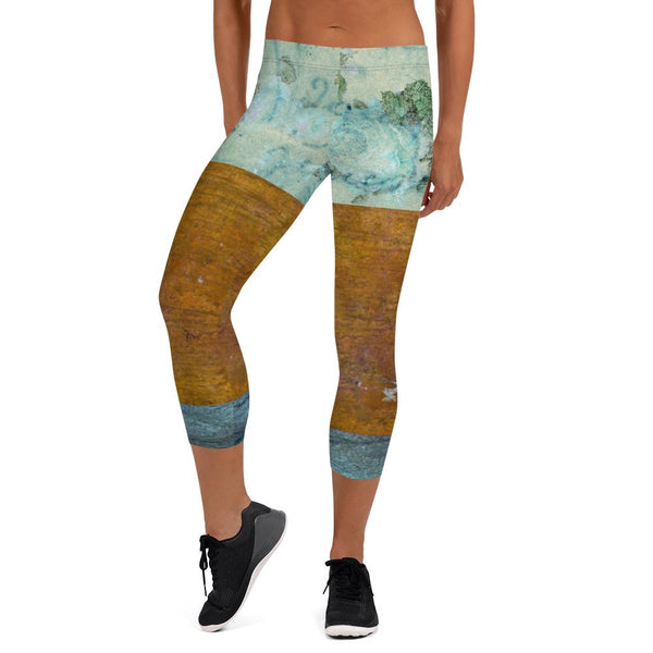 Dragon Fairy Capris - WhimzyTees