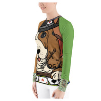 Mr Bugles Rashguard - WhimzyTees