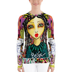 Raffaela Rash Guard, Rashguard- WhimzyTees