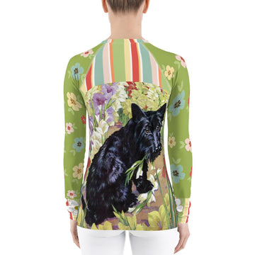 The Florist Rash Guard