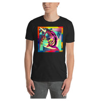 Picasso Unicorn Tee, Tee- WhimzyTees