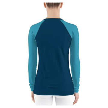 Swan Lake Rash Guard