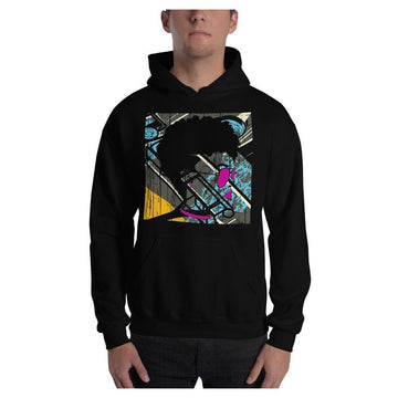 Rave Girl Hoody