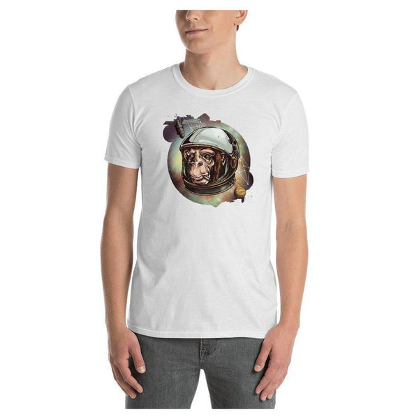 Cosmic Chimp Tee, Tee- WhimzyTees