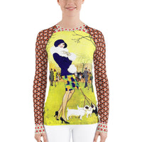 Central Park West Rashguard - WhimzyTees