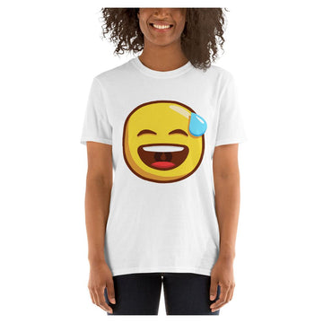 Cold Sweat Emoji Tee