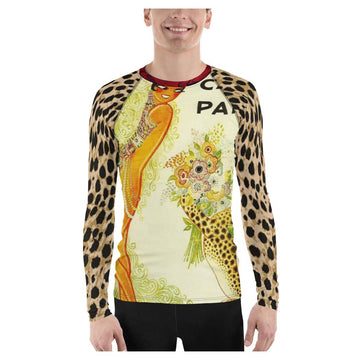 Casino Paris Rashguard (Mens)
