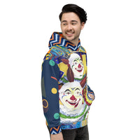 Exhuberation Hoody, Hoody- WhimzyTees