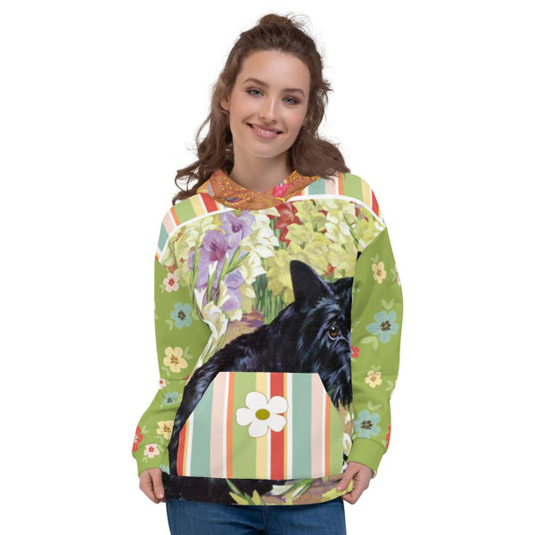 The Florist Hoody, Hoody- WhimzyTees