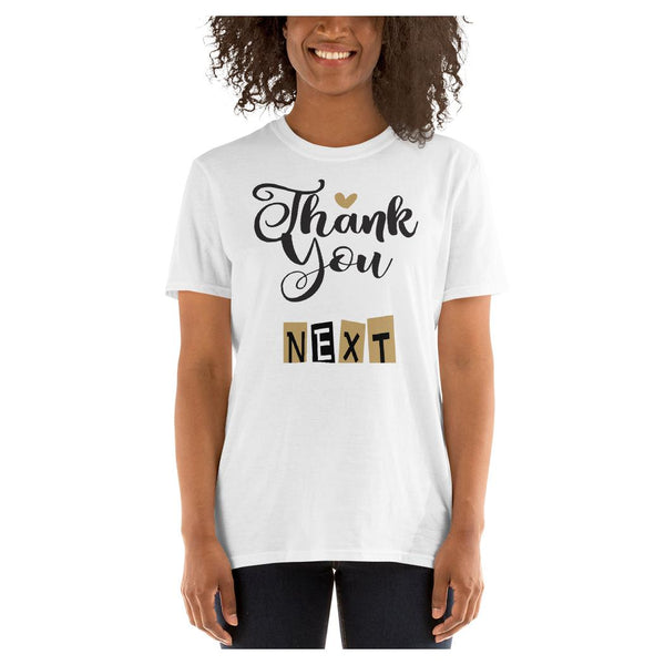Thank You Next Tee, Tee- WhimzyTees