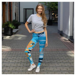 Mermaid Queen Leggings (V3) - WhimzyTees