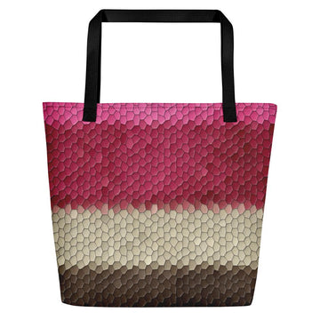 Geoffrey Bean Beach Bag