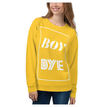Boy BYE Sweatshirt (Gold)