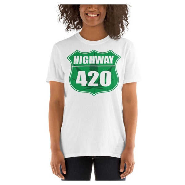 Green Highway Tee - WhimzyTees