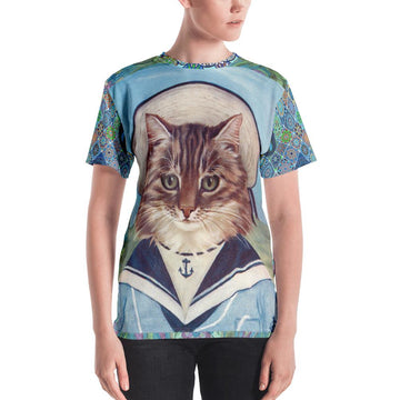 Sailor Perry AOP Tee
