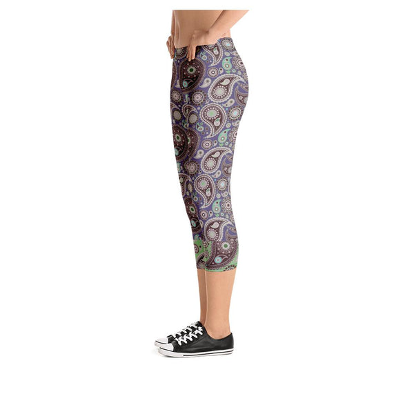 Afternoon Delight Capris - WhimzyTees