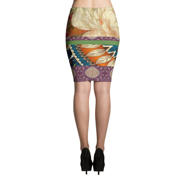 The Picnic Pencil Skirt