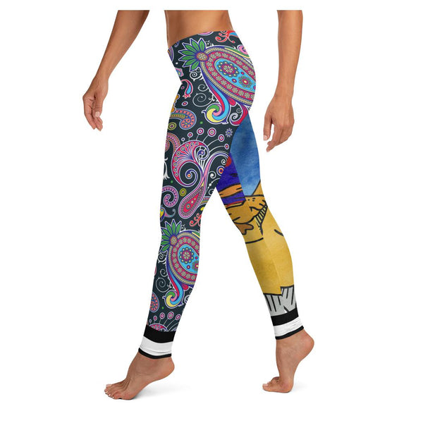 BFFs Forever Leggings, Leggings- WhimzyTees