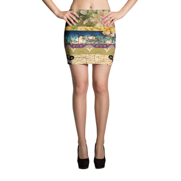 The Picnic Mini Skirt