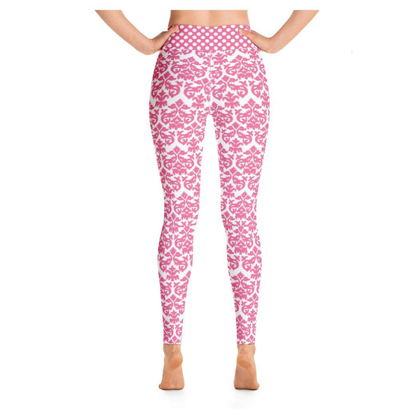 Passionade Yoga Leggings, Leggings- WhimzyTees